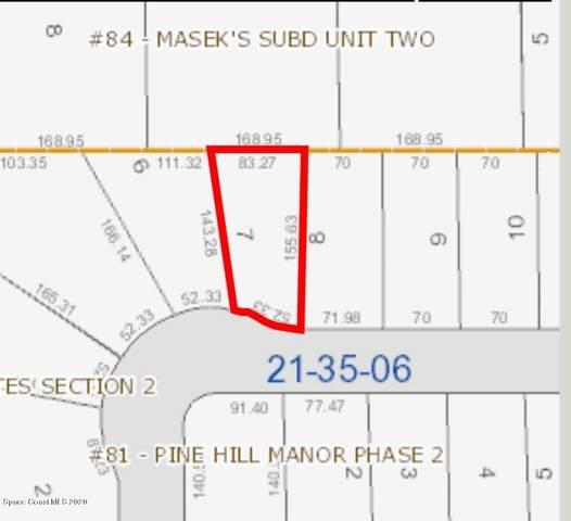 3348 Kilbee Street, Mims, FL 32754 (MLS #876329) :: Blue Marlin Real Estate