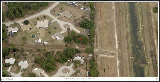 406 Cheretta Court NW, Palm Bay, FL 32907 (MLS #876367) :: Armel Real Estate