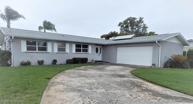 595 Wiley Court, Merritt Island, FL 32952 (MLS #876368) :: Armel Real Estate