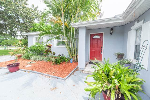 2709 Cherbourg Road, Cocoa, FL 32926 (MLS #876383) :: Premium Properties Real Estate Services