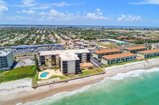 205 Florida A1a #501, Satellite Beach, FL 32937 (MLS #876390) :: Premium Properties Real Estate Services