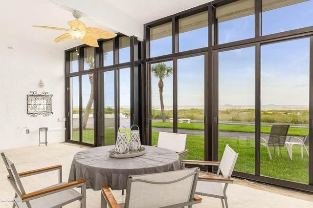 333 N Atlantic Avenue #111, Cocoa Beach, FL 32931 (MLS #876413) :: Blue Marlin Real Estate