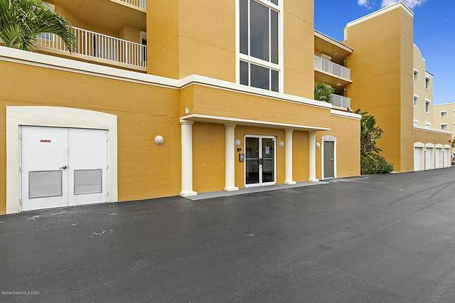 1791 Highway A1a #1404, Indian Harbour Beach, FL 32937 (MLS #876430) :: Blue Marlin Real Estate
