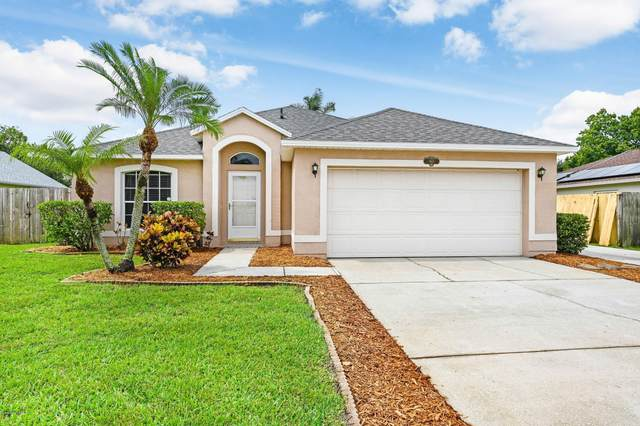 965 Sabal Grove Drive, Rockledge, FL 32955 (MLS #876459) :: Premium Properties Real Estate Services