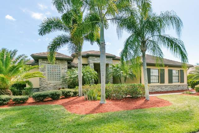 3568 Imperata Drive, Rockledge, FL 32955 (MLS #876466) :: Premium Properties Real Estate Services