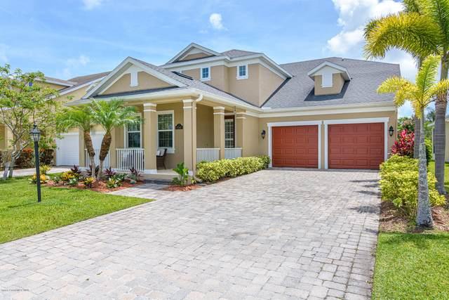 6345 Trieda Drive, Melbourne, FL 32940 (MLS #876469) :: Premium Properties Real Estate Services