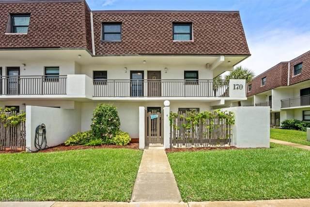 170 Paradise Boulevard #17017, Melbourne, FL 32903 (MLS #876501) :: Blue Marlin Real Estate