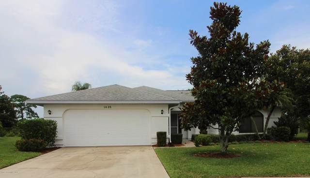 1425 Patriot Drive, Melbourne, FL 32940 (MLS #876518) :: Premium Properties Real Estate Services