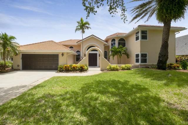845 Sanderling Drive, Indialantic, FL 32903 (MLS #876535) :: Premium Properties Real Estate Services