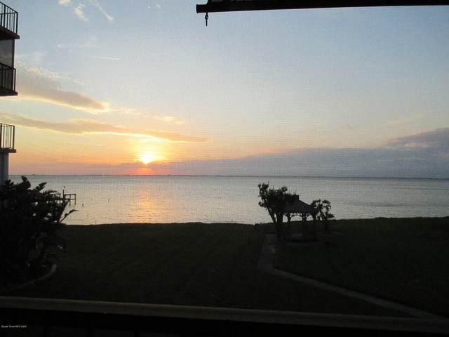 201 International Drive #624, Cape Canaveral, FL 32920 (MLS #876547) :: Premium Properties Real Estate Services