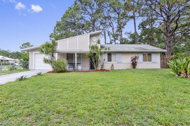 890 Arabia Road SE, Palm Bay, FL 32909 (MLS #876561) :: Engel & Voelkers Melbourne Central