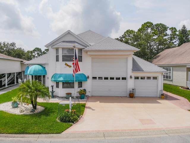 542 Fairways Drive, Titusville, FL 32780 (MLS #876580) :: Coldwell Banker Realty