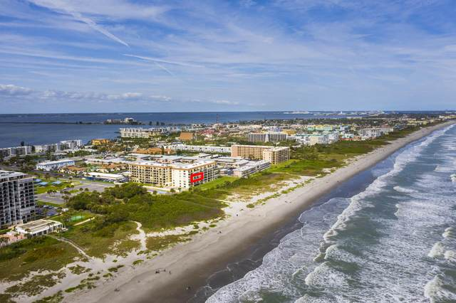 3060 N Atlantic Avenue #406, Cocoa Beach, FL 32931 (MLS #876585) :: Blue Marlin Real Estate