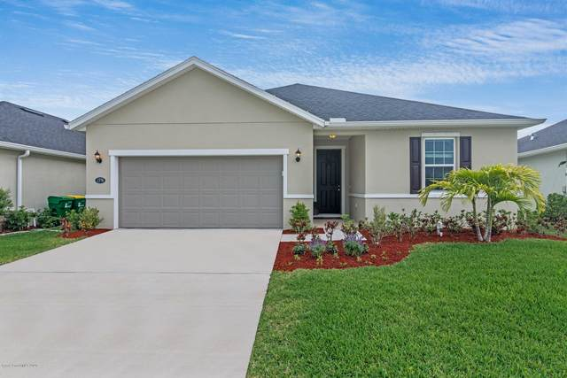 1376 Potenza Drive, West Melbourne, FL 32904 (MLS #876620) :: Blue Marlin Real Estate