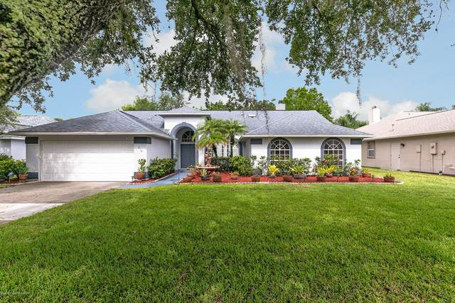 210 Ashbourne Court, Melbourne, FL 32940 (MLS #876630) :: Blue Marlin Real Estate