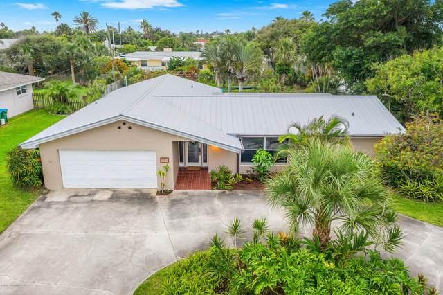 219 6th Avenue, Melbourne Beach, FL 32951 (MLS #876644) :: Blue Marlin Real Estate
