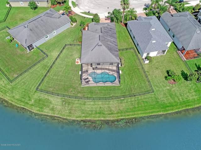5714 Trieda Drive, Melbourne, FL 32940 (MLS #876680) :: Premium Properties Real Estate Services