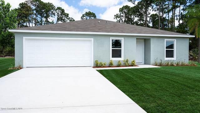 563 SW Gallagher Street SW, Palm Bay, FL 32908 (MLS #876695) :: Armel Real Estate