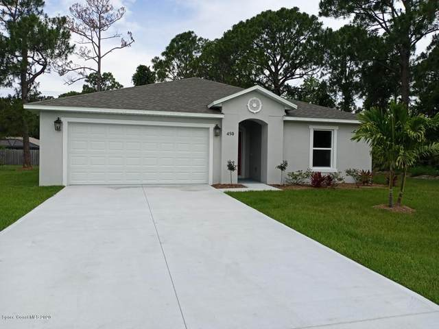 450 Cremona Avenue NW, Palm Bay, FL 32907 (MLS #876701) :: Armel Real Estate
