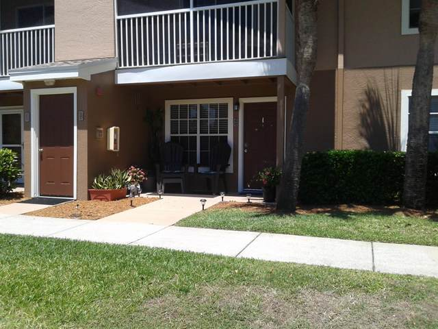 1810 Long Iron Drive #304, Rockledge, FL 32955 (MLS #876705) :: Premium Properties Real Estate Services