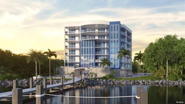 3949 N Harbor City Boulevard #501, Melbourne, FL 32935 (MLS #876708) :: Blue Marlin Real Estate