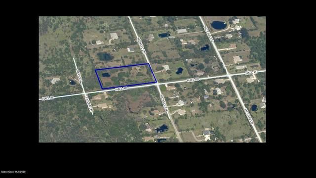 2060 Howell Lane, Malabar, FL 32950 (MLS #876724) :: Premium Properties Real Estate Services