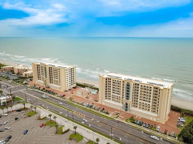 1045 Highway A1a 703S, Satellite Beach, FL 32937 (MLS #876802) :: Blue Marlin Real Estate