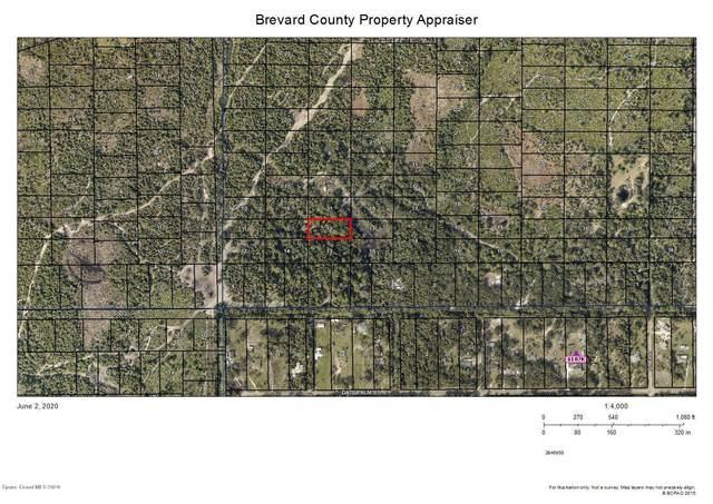 Sec 28 Block 14 Lot 12, Cocoa, FL 32927 (MLS #876853) :: Blue Marlin Real Estate