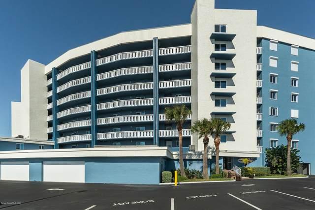 1175 Highway A1a #501, Satellite Beach, FL 32937 (MLS #876855) :: Blue Marlin Real Estate