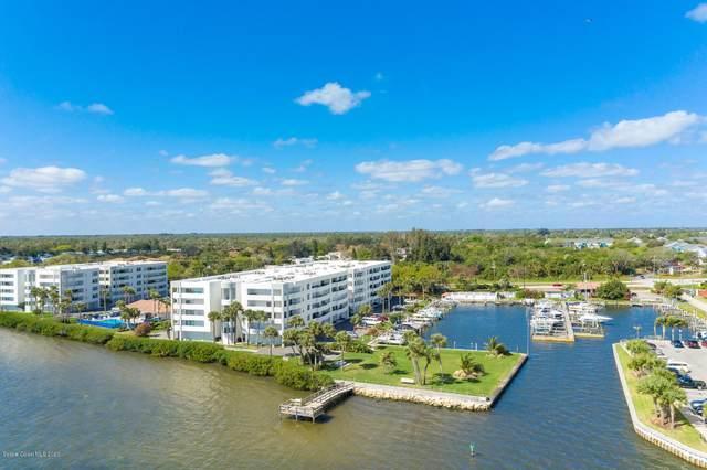 5011 Dixie Highway NE #407, Palm Bay, FL 32905 (MLS #876862) :: Blue Marlin Real Estate