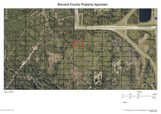 Sec 28 Block 11 Lot 28, Cocoa, FL 32927 (MLS #876890) :: Blue Marlin Real Estate