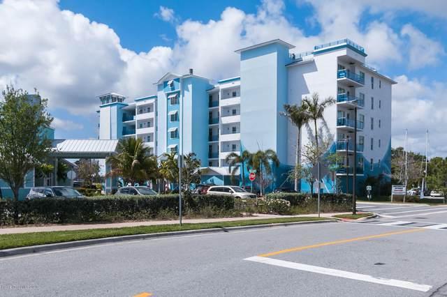 202 Ivory Coral Lane #107, Merritt Island, FL 32953 (MLS #876894) :: Dalton Wade Real Estate Group