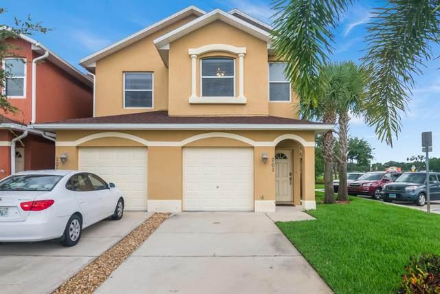 906 Ocaso Lane #201, Rockledge, FL 32955 (MLS #876895) :: Dalton Wade Real Estate Group