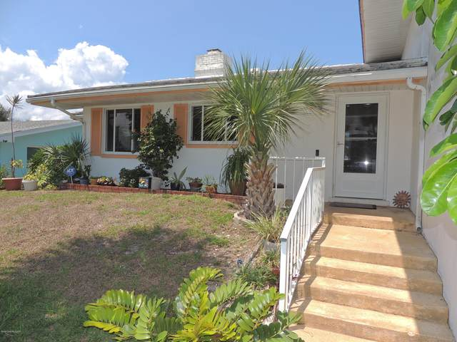 239 Antigua Drive, Cocoa Beach, FL 32931 (MLS #876922) :: Blue Marlin Real Estate
