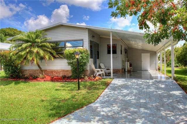 5380 Bannock Street #6, Micco, FL 32976 (MLS #876923) :: Blue Marlin Real Estate