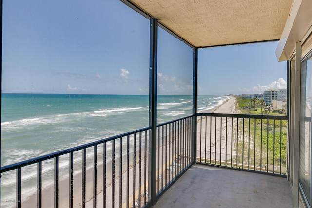 205 Highway A1a #506, Satellite Beach, FL 32937 (MLS #876941) :: Premium Properties Real Estate Services