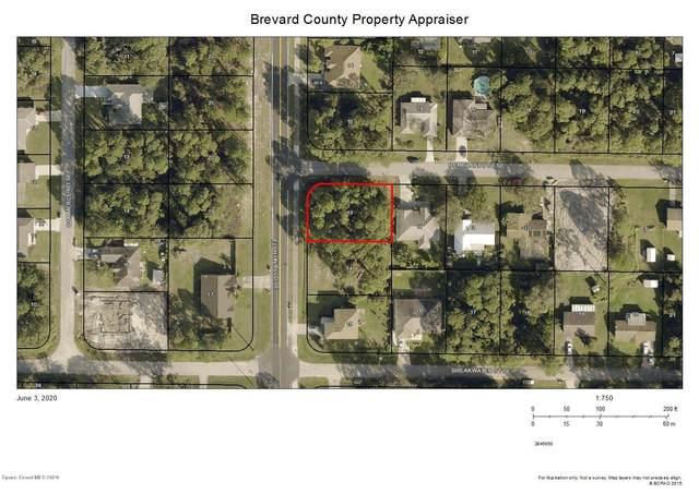 0 Rembrandt & Eldron, Palm Bay, FL 32909 (MLS #876949) :: Premium Properties Real Estate Services