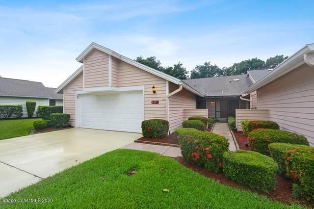 832 Ridge Lake Drive, Melbourne, FL 32940 (MLS #876953) :: Premium Properties Real Estate Services