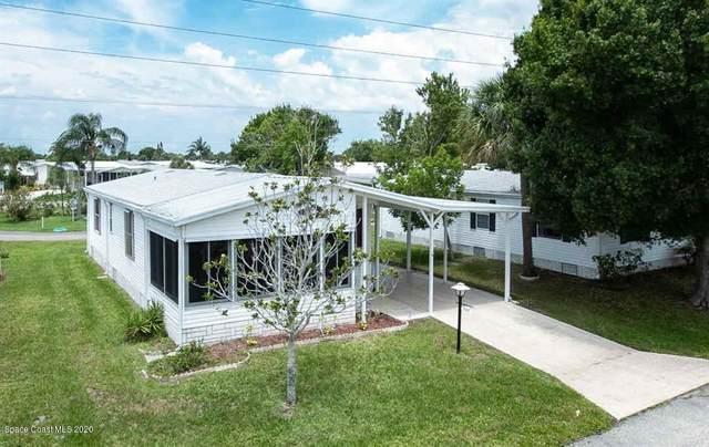 7632 Chasta Road, Micco, FL 32976 (MLS #876975) :: Blue Marlin Real Estate