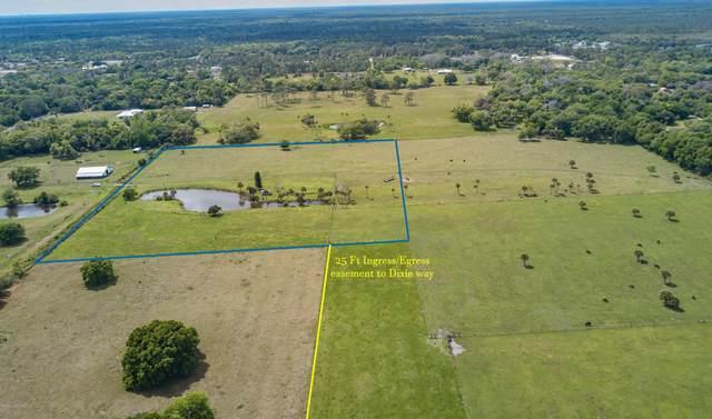 0000 Dixie Way, Mims, FL 32754 (MLS #876976) :: Blue Marlin Real Estate
