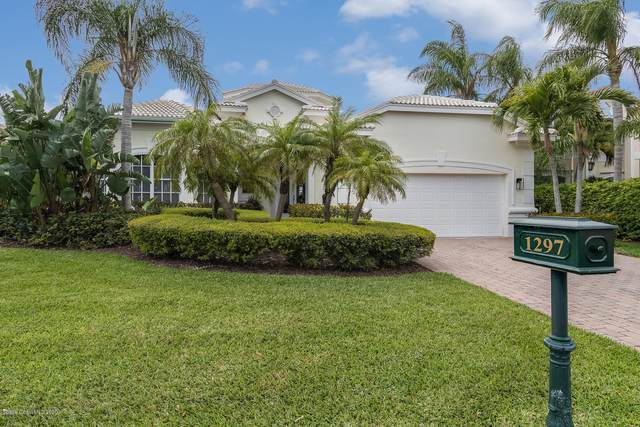 1297 W Island Club Square, Vero Beach, FL 32963 (MLS #877007) :: Engel & Voelkers Melbourne Central