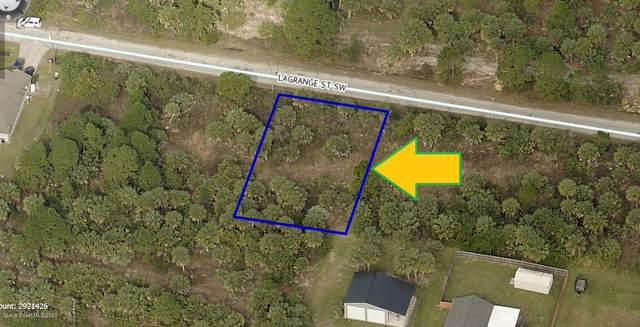 442 Lagrange Street SW, Palm Bay, FL 32908 (MLS #877009) :: Engel & Voelkers Melbourne Central