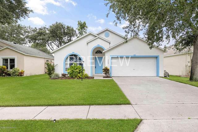2609 Alicia Lane, Melbourne, FL 32935 (MLS #877011) :: Engel & Voelkers Melbourne Central