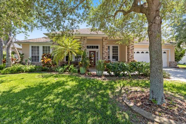 2513 Woodfield Circle, West Melbourne, FL 32904 (MLS #877024) :: Engel & Voelkers Melbourne Central
