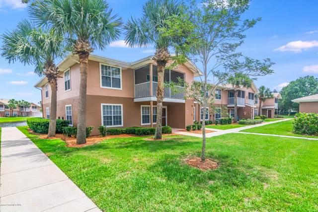 1870 Long Iron Drive #1225, Rockledge, FL 32955 (MLS #877091) :: Blue Marlin Real Estate