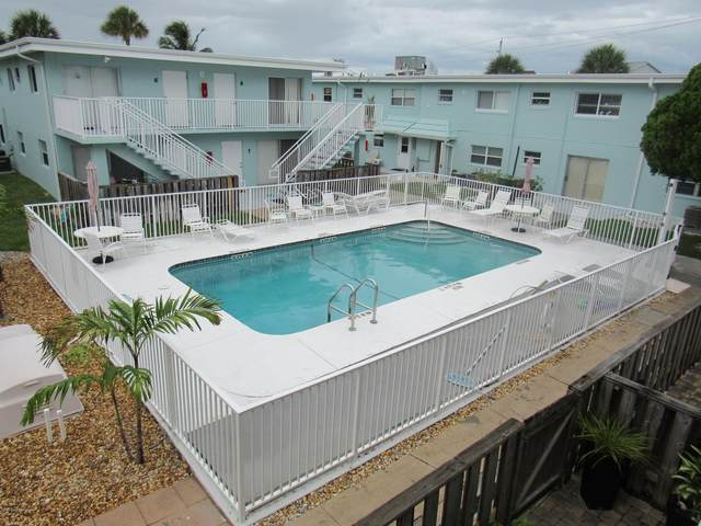 420 Tyler Avenue 8-3, Cape Canaveral, FL 32920 (MLS #877125) :: Blue Marlin Real Estate
