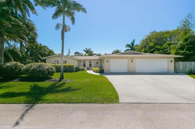 405 5th Avenue, Melbourne Beach, FL 32951 (MLS #877129) :: Blue Marlin Real Estate