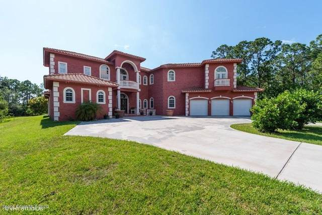 1620 Henley Road NW, Palm Bay, FL 32907 (MLS #877156) :: Engel & Voelkers Melbourne Central