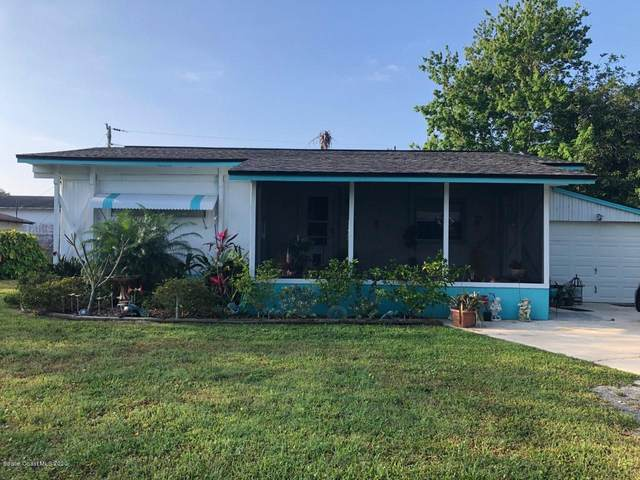 325 Nice Court, Merritt Island, FL 32953 (MLS #877241) :: Blue Marlin Real Estate