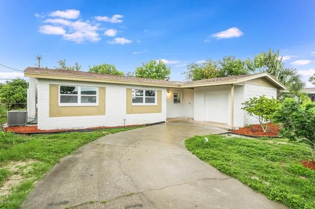 820 Jacaranda Street, Merritt Island, FL 32952 (MLS #877242) :: Blue Marlin Real Estate